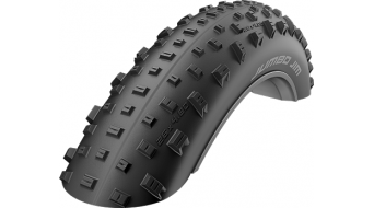Schwalbe Jumbo Jim Performance Performance Lite-Skin folding tire 100-559 (26x4.00) Addix-Basic-compound black 2018