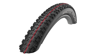 Schwalbe Racing Ralph Evolution SnakeSkin TL Easy Snake-Skin E-25 pláště kevlar 57-559 (26x2.25) Addix Speed-compound black model 2018
