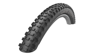 "Schwalbe Hans Dampf 26"" 折叠轮胎 Performance Twin-Skin Performance TLR 60-559 (26x2.35) Addix-Compound black"