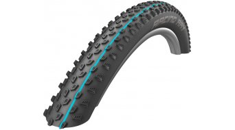 "Schwalbe Racing Ray Evolution 26"" folding tire SnakeSkin ADDIX SpeedGrip 57-559 (26x2.25) black"