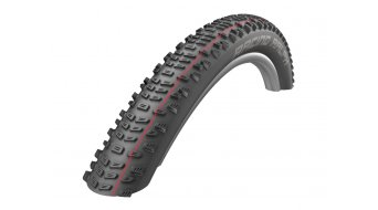 "Schwalbe Racing Ralph 27.5"" 折叠轮胎 Evolution Snake-Skin SnakeSkin TL Easy E-50 57-584 (27.5x2.25) Addix Speed-Compound black"