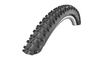 "Schwalbe Smart Sam 29"" 折叠轮胎 Performance Double Defense Snake-Skin E-50 折叠轮胎 57-622 (29x2.25) Addix-Basic-Compound black"