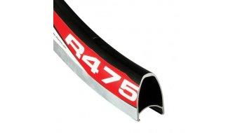 Alex Rims R475 bici da corsa- cerchio 28 28h nero