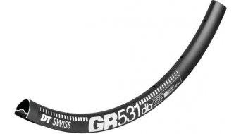 "DT Swiss GR 531 Disc 27.5""/650B llanta Loch negro(-a)"