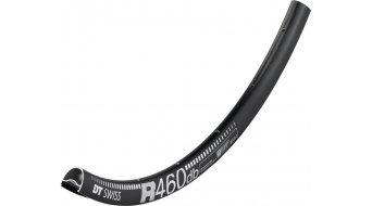 DT Swiss R 460 Disc 28 llanta agujeros negro(-a)