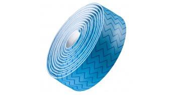 Bontrager Gel Cork ZigZag Lenkerband blue