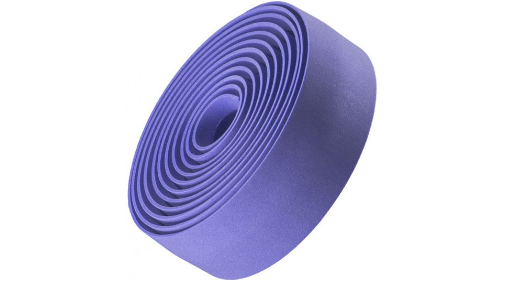 Bontrager gel Cork road bike handle bar tape ultraviolet