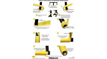 ESI RCT Wrap Lenkerband aqua