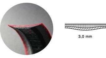 Fizik Tempo Microtex Bondcush Classic Lenkerband 3.0mm orange