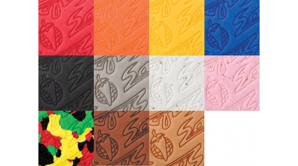 Salsa Gel Kork Lenkerband mit Logo schwarz