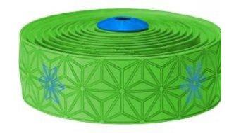 Supacaz Super Sticky Kush cinta de manillar Print color neón neón Limited Edition