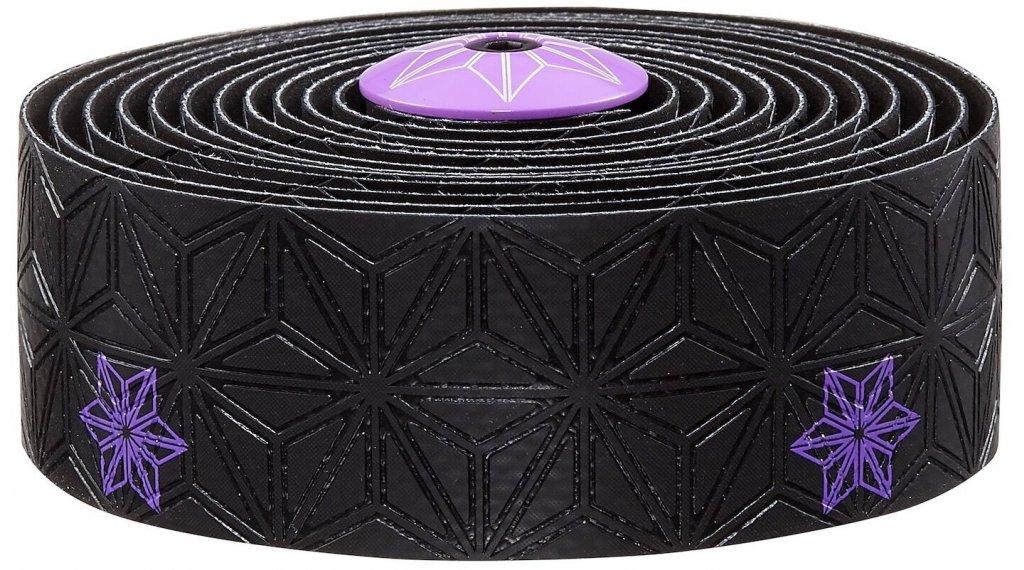 Supacaz Super Sticky Kush 车把带 Print neon purple kush