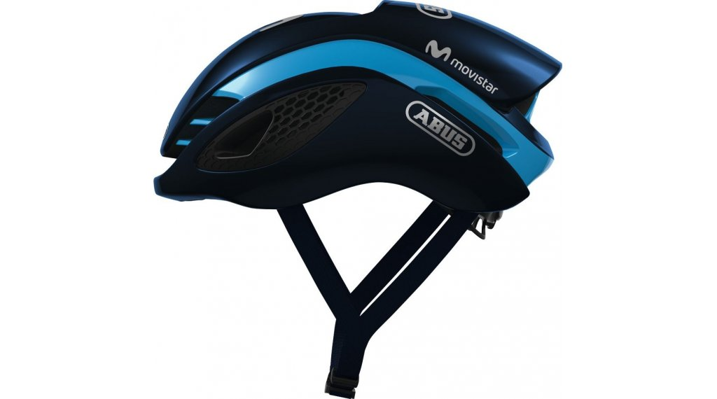 Abus GameChanger 公路头盔 型号 S (51-55厘米) Movistar Team 款型 2020