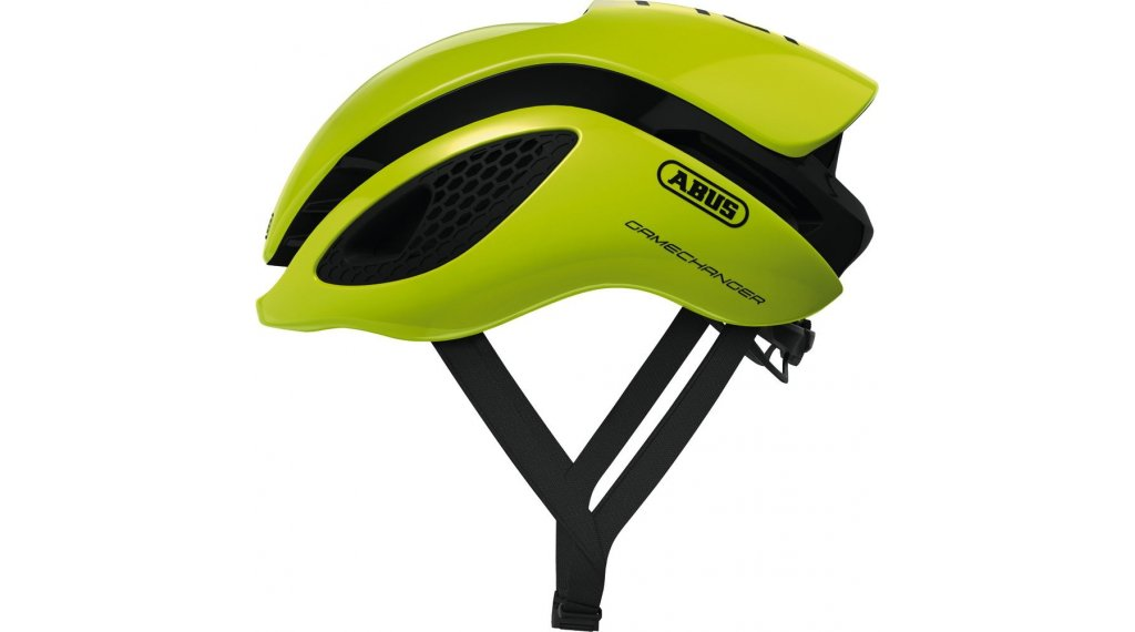 Abus GameChanger 公路头盔 型号 S (51-55厘米) neon yellow 款型 2020