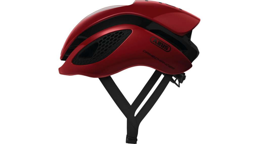 Abus GameChanger 公路头盔 型号 S (51-55厘米) blaze red 款型 2020