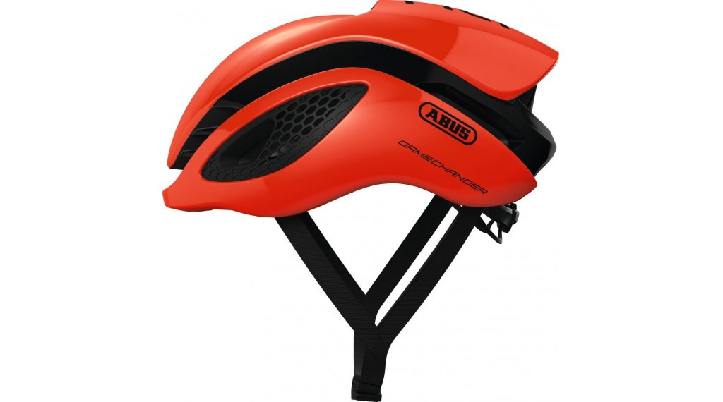 Abus GameChanger 公路头盔 型号 S (51-55厘米) shrimp 橙色 款型 2020