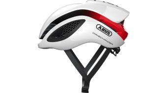 Abus GameChanger 公路头盔 型号 S (51-55厘米) white red 款型 2020