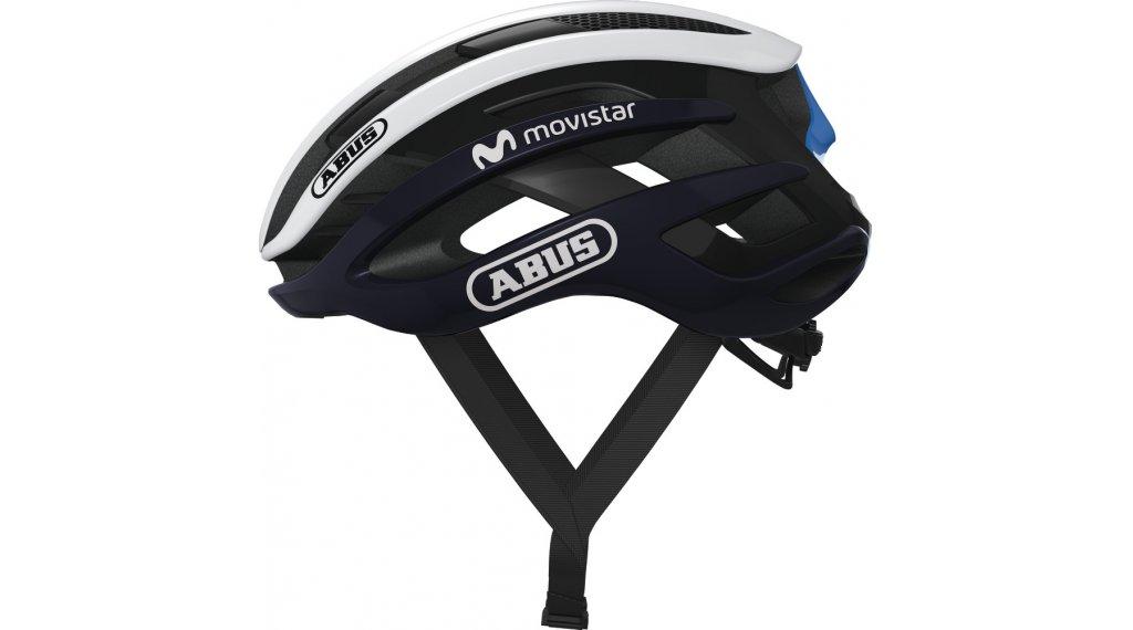 Abus AirBreaker bici carretera-casco tamaño S (51-55cm) Movistar Team