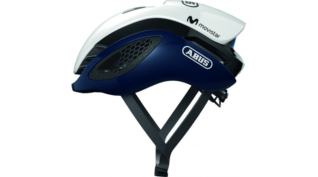 Abus GameChanger bici carretera-casco tamaño S (51-55cm) Movistar Team
