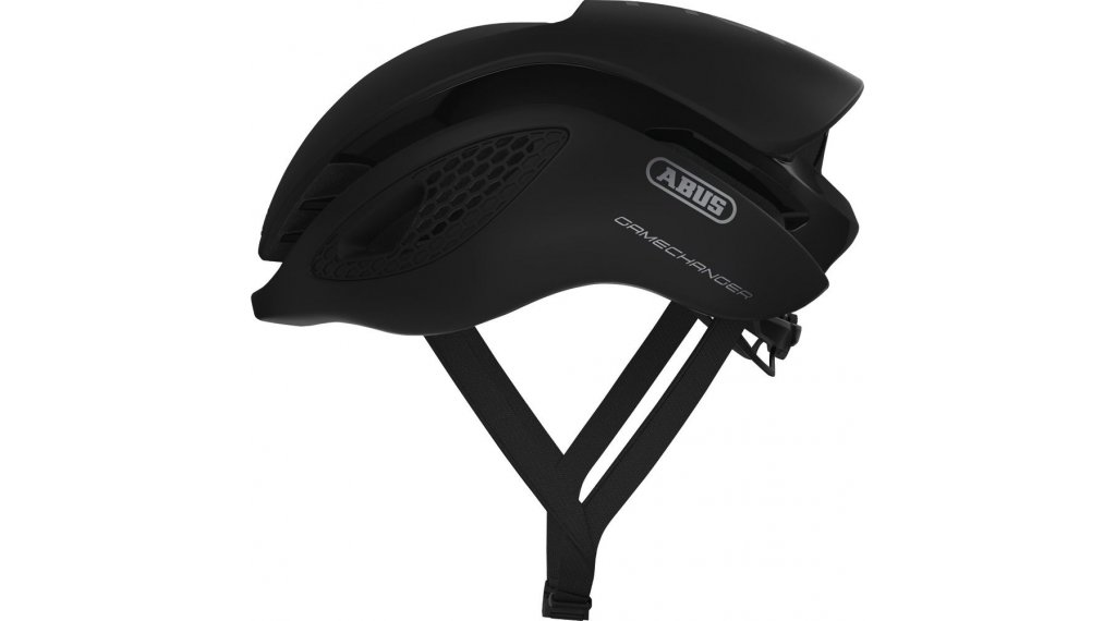 Abus GameChanger 公路头盔 型号 S (51-55厘米) velvet black 款型 2020