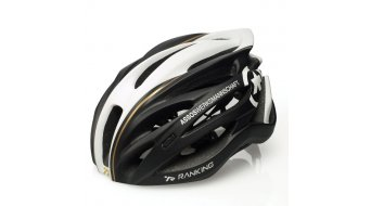 Assos Jingo casco . black/white