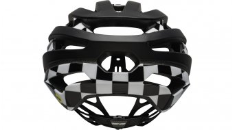 Bell Stratus MIPS Rennrad-Helm Gr. S (52-56cm) checked matt/gloss black/white Mod. 2020