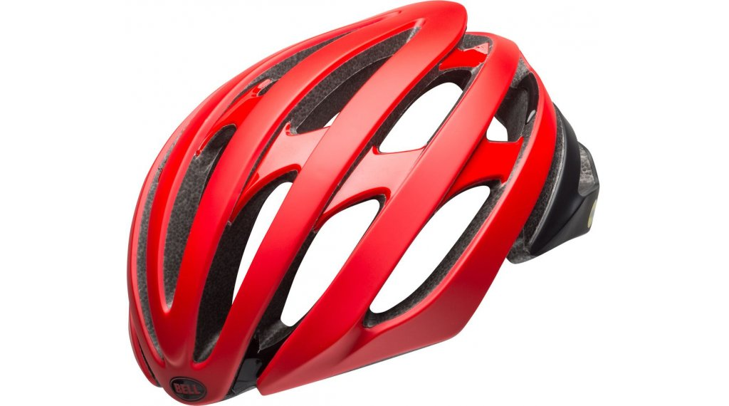 Bell Stratus MIPS 公路头盔 型号 S (52-56厘米) matte red/black 款型 2019