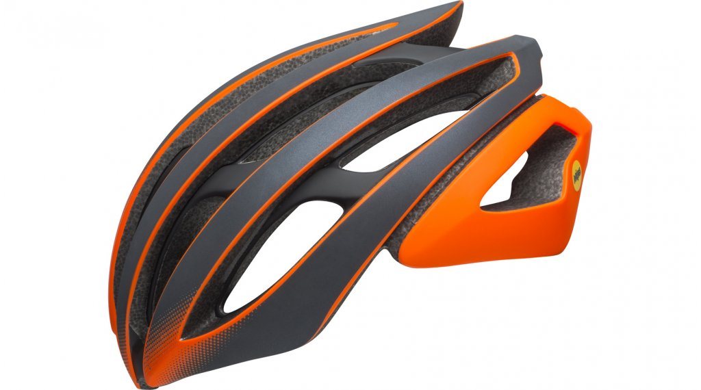 Bell Z20 MIPS 公路头盔 型号 S (52-56厘米) matte 橙色/black ghost 款型 2019