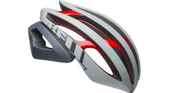 Bell Z20 MIPS 公路头盔 型号 S (52-56厘米) remix matte/gloss gray/crimson 款型 2019