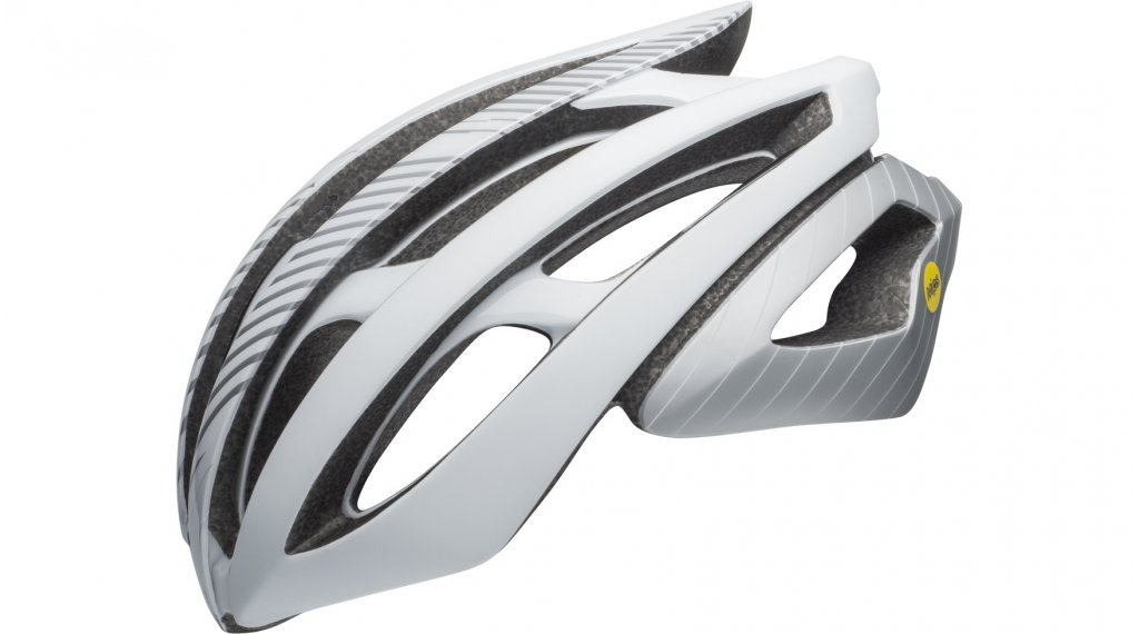 Bell Z20 MIPS Rennrad-Helm Gr. L (58-62cm) shade matte/gloss silver/white Mod. 2020