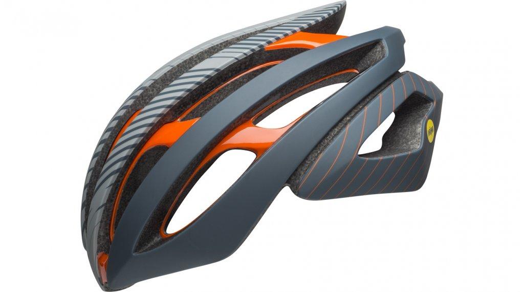 Bell Z20 MIPS 公路头盔 型号 S (52-56厘米) shade matte/gloss slate/gray/橙色 款型 2019