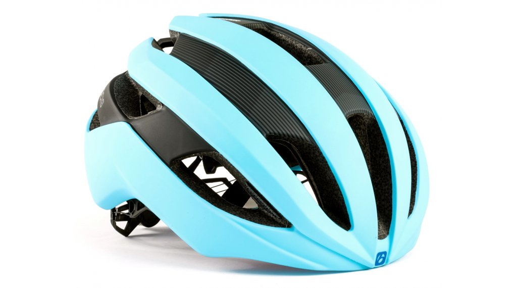 Bontrager Velocis MIPS road bike- helmet size M (54-60cm) azure