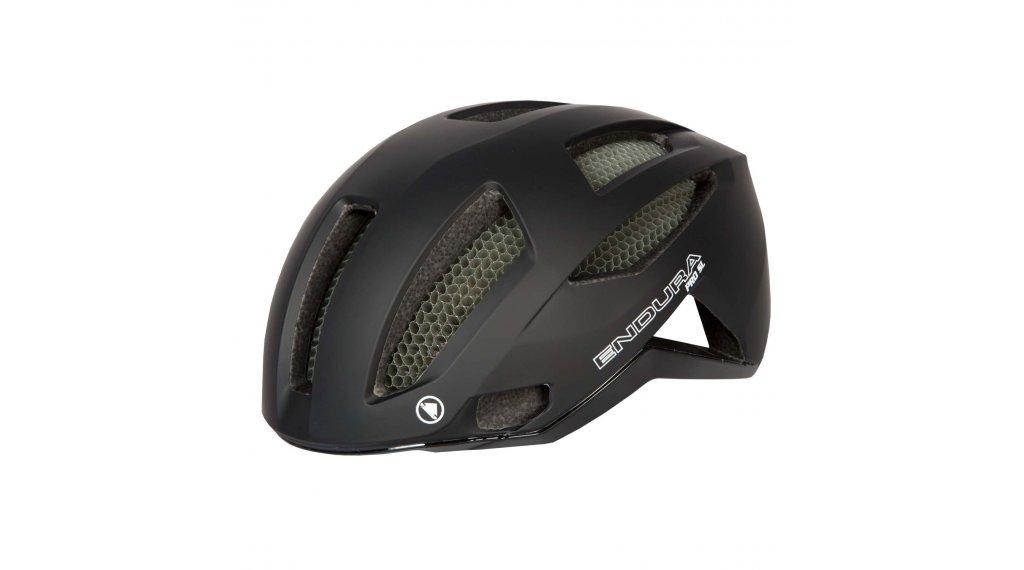 Endura Pro SL Rennrad-Helm Gr. L/XL (58-63cm) black