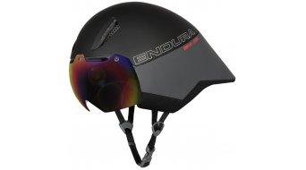 Endura D2Z Aeroswitch Rennrad Helm black