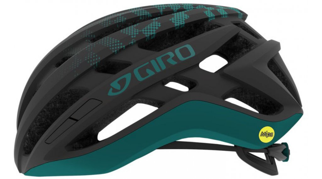 Giro Agilis Rennrad-Helm Gr. S (51-55cm) matte true spruce diffuser Mod. 2020