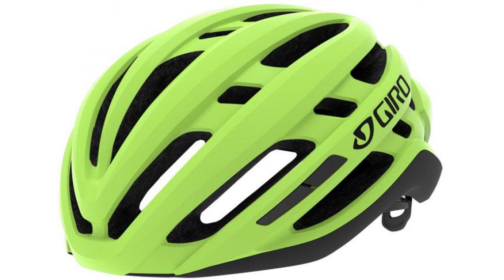 Giro Agilis Rennrad-Helm Gr. S (51-55cm) highlight yellow Mod. 2020