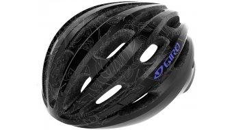 Giro Isode road bike- helmet unisize (54-61cm) black floral 2020