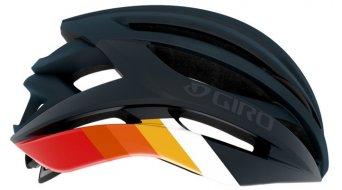 Giro Syntax Rennrad-Helm Gr. S (51-55cm) matte midnight bars Mod. 2020