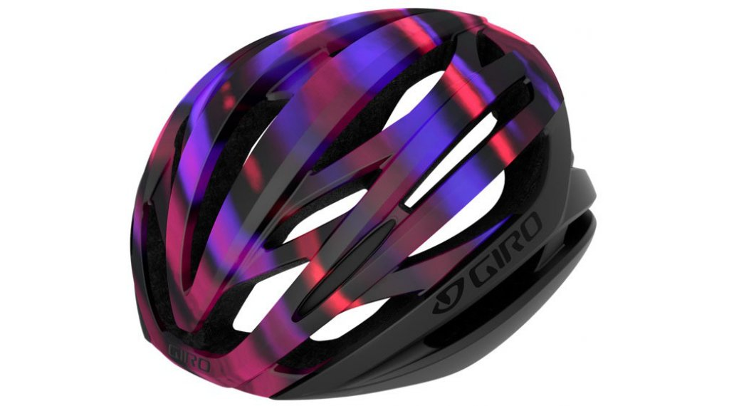 Giro Seyen MIPS Rennrad-Helm Damen Gr. S (51-55cm) matte black/electric purple Mod. 2020