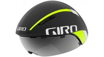 Giro Aerohead MIPS 铁人三项头盔 型号_S_(51-55厘米) m_black_fade/highlight_yellow