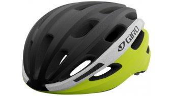 Giro Isode road bike- helmet size  unisize  (54-61cm) m black fade/highlight yellow