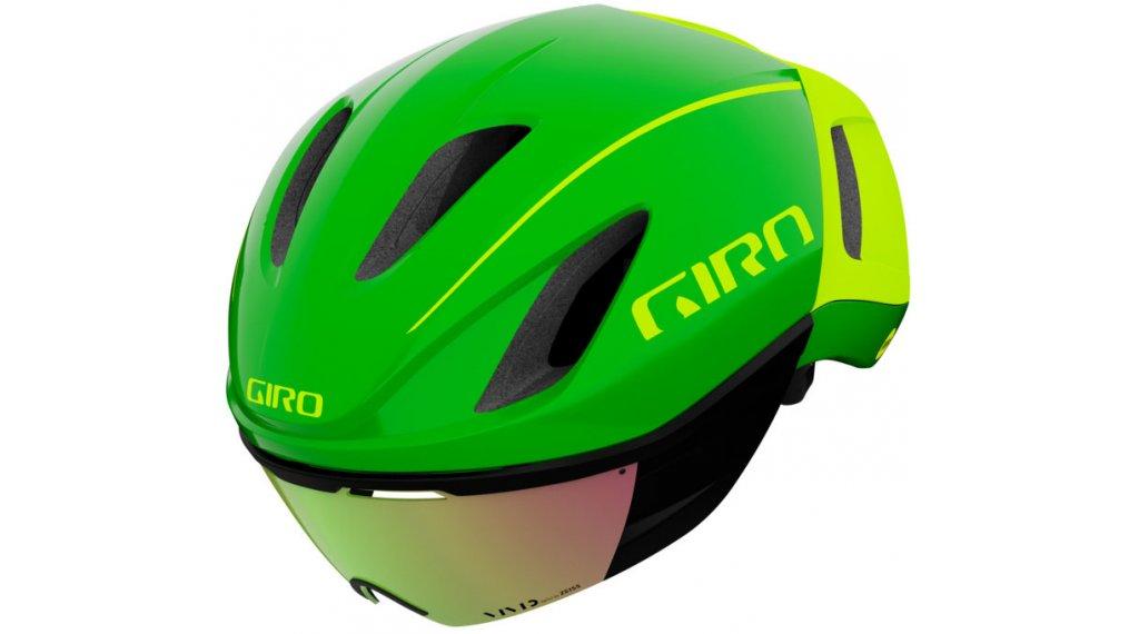 Giro Vanquish MIPS Rennrad-Helm Gr. S (51-55cm) ano green/highlight yellow