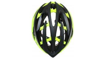 Giro Atmos II Helm Rennrad-Helm Gr. M matt black/highlight yellow Mod. 2016