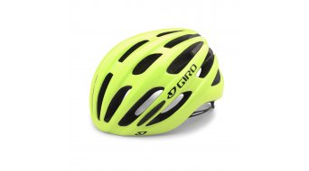 Giro Foray silniční helma highlight yellow model 2018