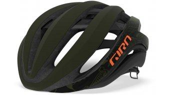 Giro Aether MIPS road bike- helmet Studio Collection mat olive/black