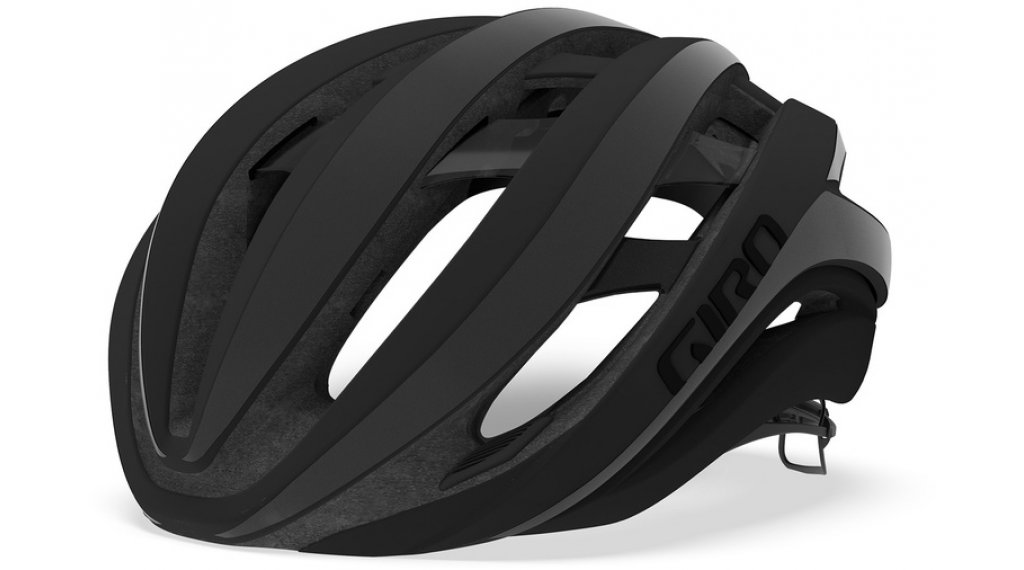 Giro Aether MIPS Rennrad-Helm Gr. S (51-55cm) matte black/flash Mod. 2020