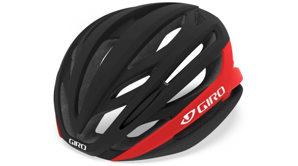 Giro Syntax MIPS Rennrad-Helm Gr. M (55-59cm) matte black/bright red Mod. 2020