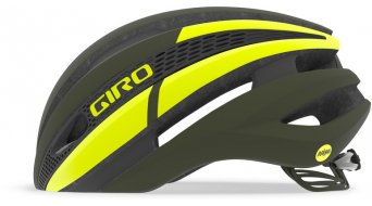 Giro Synthe MIPS Rennrad-Helm Gr. S (51-55cm) matte olive/citron Mod. 2019