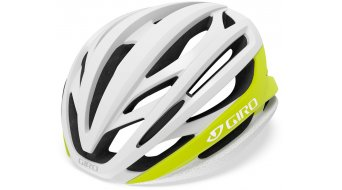 Giro Syntax Rennrad-Helm Gr. M (55-59cm) matte citron/white Mod. 2020