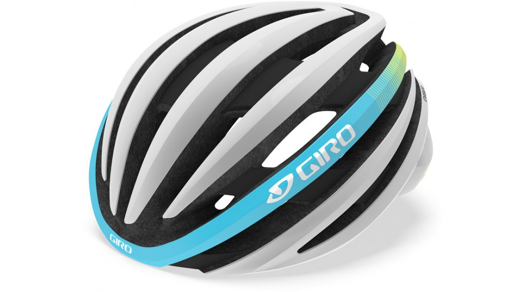 Giro Ember MIPS Rennrad-Helm Damen Gr. M (55-59cm) matte white/heatwave Mod. 2020